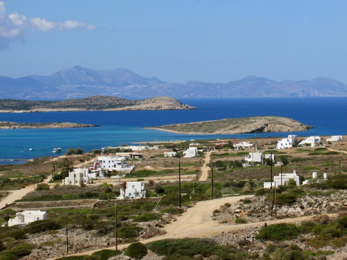 The View Today: Agios Georgios Antiparos