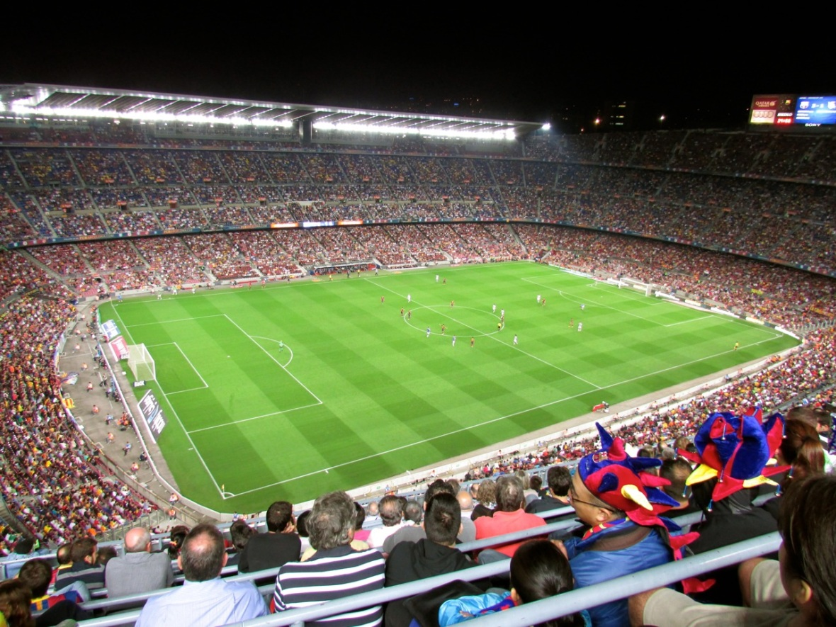 The View Today: FC Barcelona