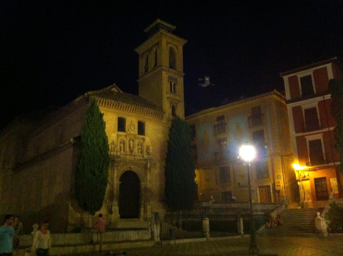 The View Today: Granada
