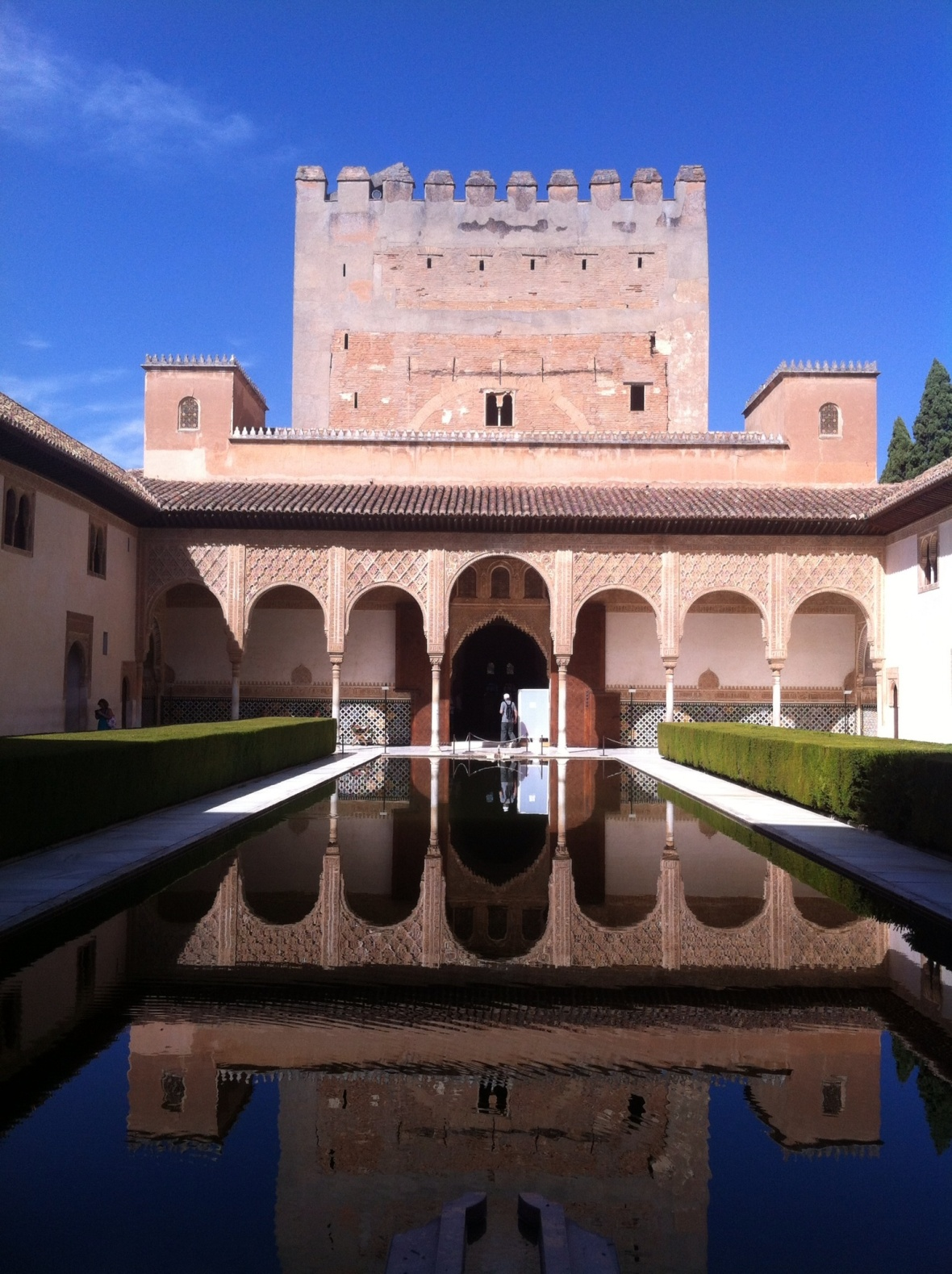 The View Today: La Alhambra