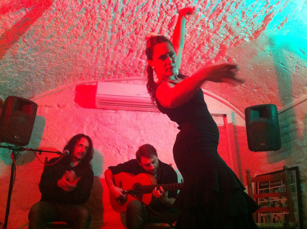 The View Today: Flamenco