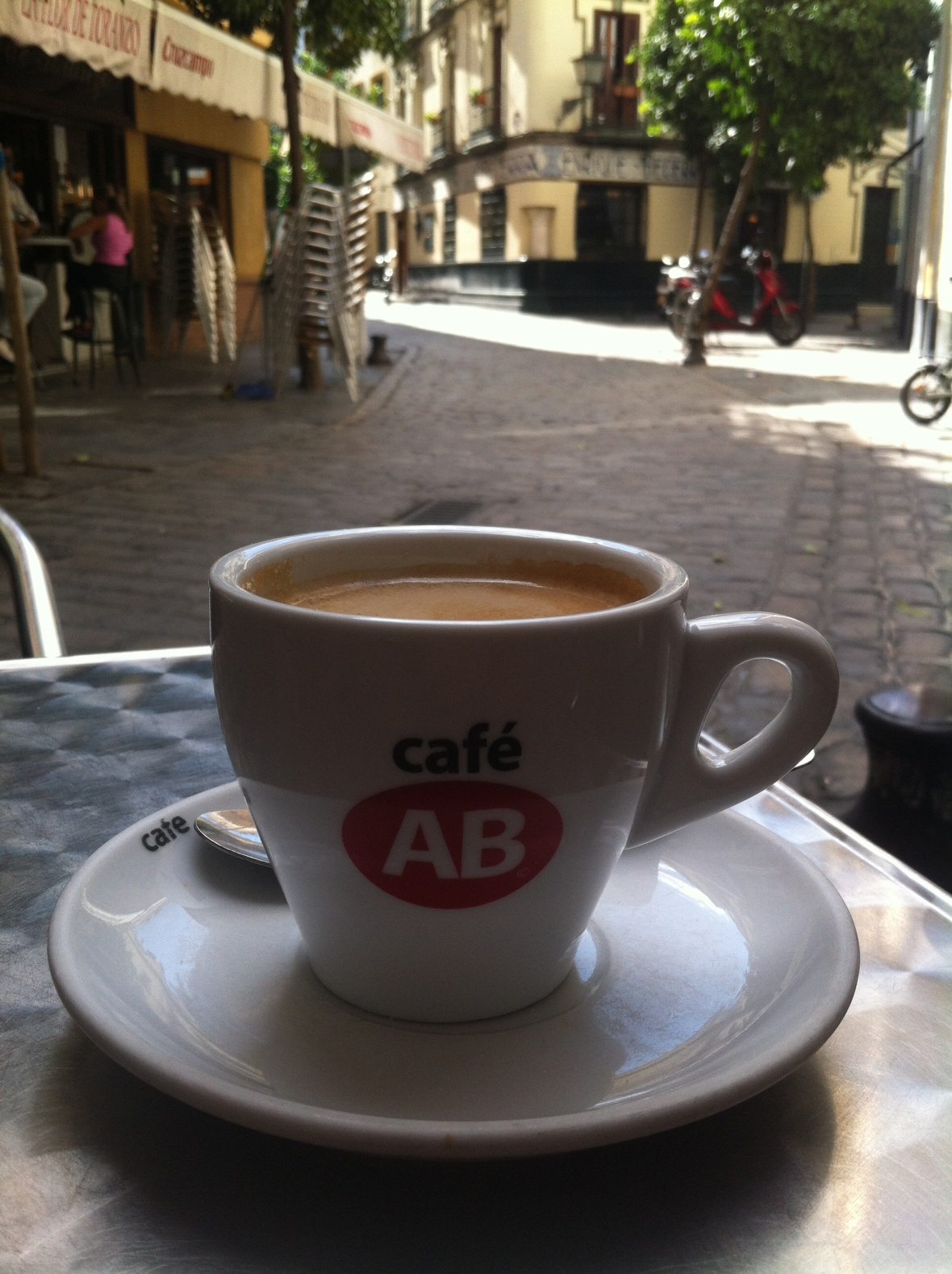 The View Today: Cafe con Leche